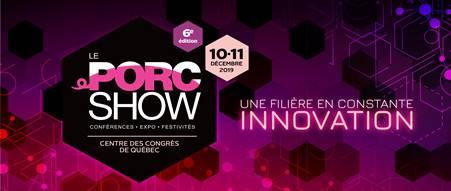 Solugen participera au Porc Show qui aura lieu le 10 et 11 décembre prochain au centre des Congrès de Québec.