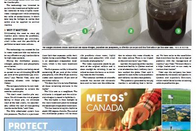 Farmtario an agricultural magazine in Ontario, publishes an article on Solugen